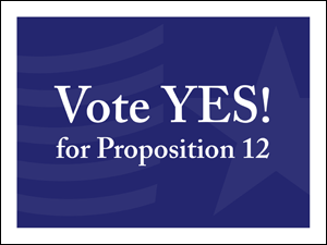 Picture of Vote Yes Yard Sign (VY3YS#002)