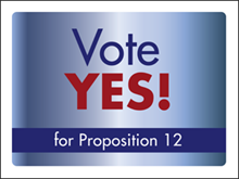 Picture of Vote Yes Yard Sign (VY4YS#002)
