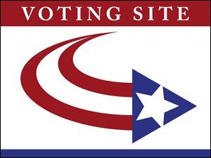 Picture of Voting Site Yard Sign (VSYS#002)