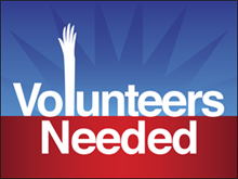 Picture of Volunteers Needed Yard Sign (VNDYS#002)