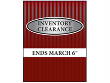 Picture of  Inventory Clearance Poster (IC2P#011)