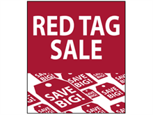 Picture of Red Tag Sale Poster (RTSP#011)