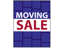 Picture of Moving Sale Poster (MSP#011)