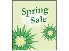 Picture of Spring Sale Poster (SSP#011)