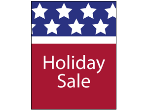 Picture of Holiday Sale Poster (HSP#011)