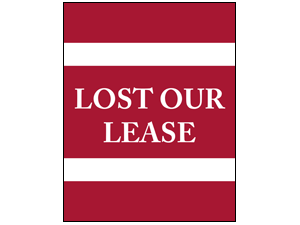 Picture of Lost Our Lease Poster (LOLP#011)