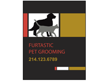 Picture of Pet Grooming Poster (AD2P#011)
