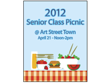 Picture of Picnic Poster (P5P#011)
