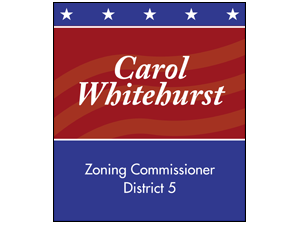 Picture of Zoning Commissioner Poster (ZC3P#011)