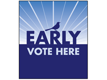 Picture of Early Vote Poster (EVP#011)