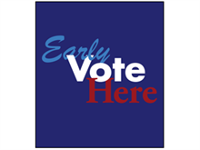 Picture of Early Vote Poster (EV3P#011)