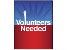 Picture of Volunteers Needed Poster (VNP#011)